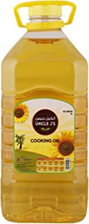 Uncle J's Cooking Oil, 4 Ltr