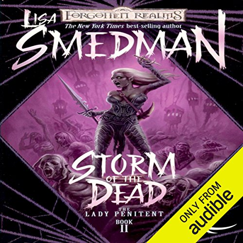 Storm of the Dead audiobook cover art