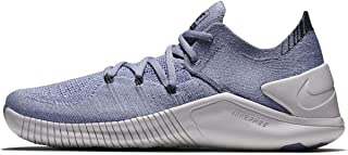 Nike Women's Free TR Flyknit 3 Training Shoes Iron Purple/Vast Grey (8.5)