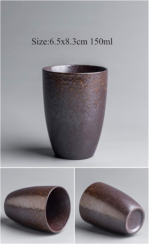 Big Regular dealer Capacity Ceramic Teacup Vintage Chinese Tea Household Cup Ku Baltimore Mall