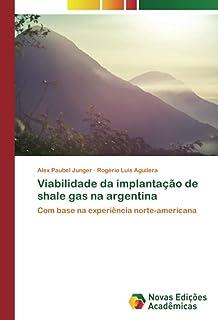 Viabilidade da implantação de shale gas na argentina: Com base na experiência norte-americana (Portuguese Edition)