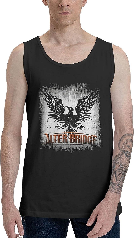 Alter Bridge Blackbird Tank Top Boys Summer Sleeveless Tops Comfort Vest