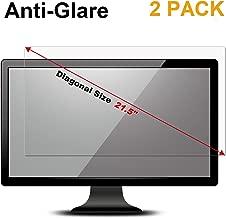 anti glare screen protector 22 inch monitor