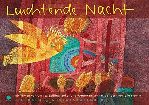 Leuchtende Nacht: Adventskalender (Eschbacher Kalender)