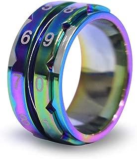 Best rainbow rings afghan Reviews