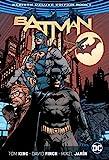 Batman, The Rebirth Deluxe Edition Book 1 (Dc Rebirth)