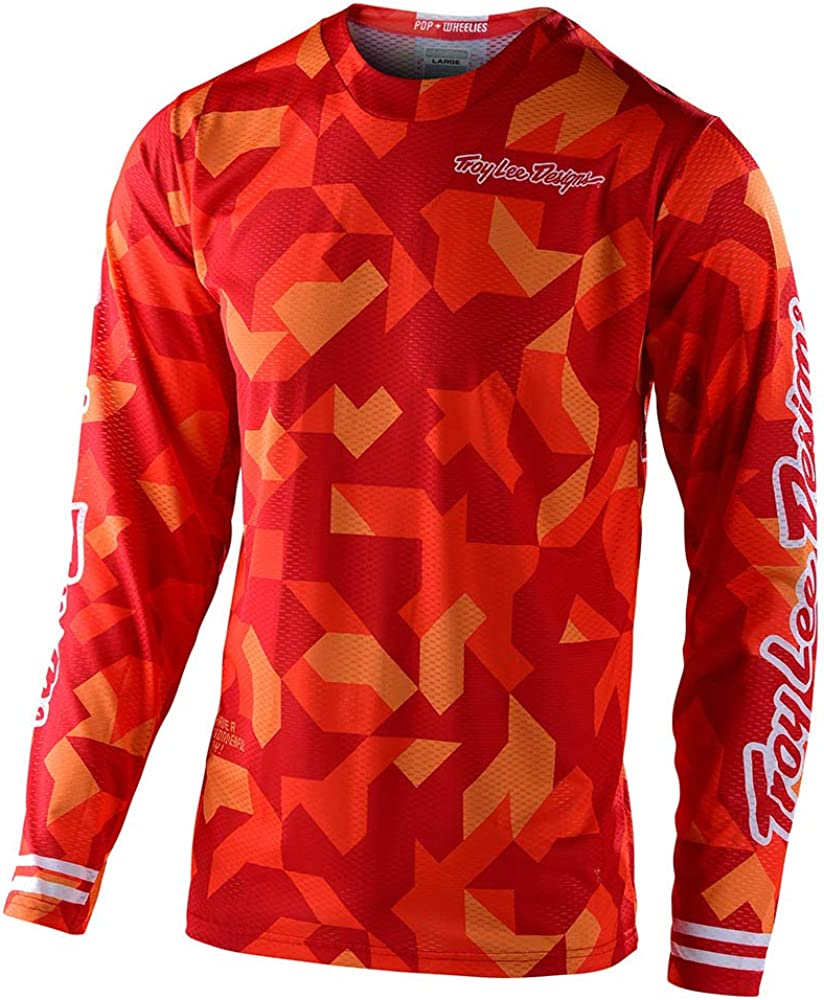 Troy Lee Designs GP Air Confetti Mens Off-Road Motorcycle Jersey
