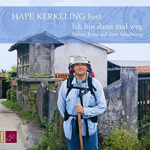 Ich bin dann mal weg     Meine Reise auf dem Jakobsweg              By:                                                                                                                                 Hape Kerkeling                               Narrated by:                                                                                                                                 Hape Kerkeling                      Length: 7 hrs and 27 mins     54 ratings     Overall 4.6