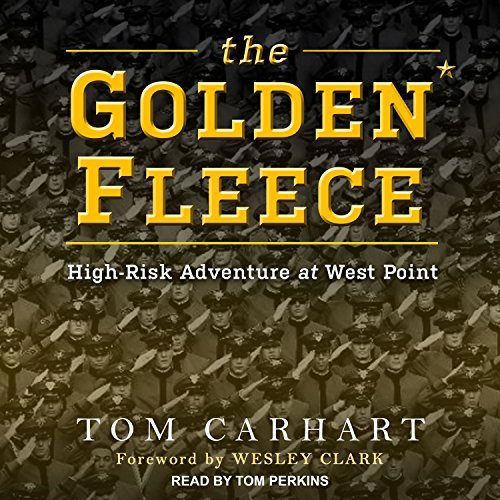 The Golden Fleece audiobook cover art