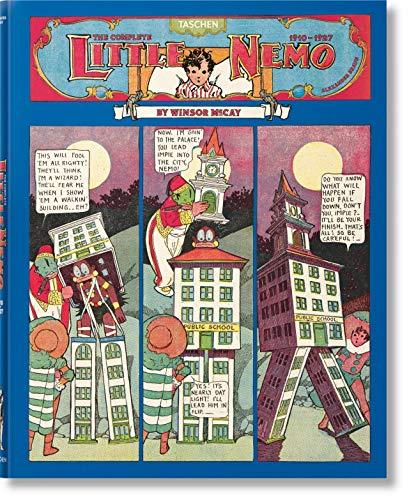 The complete Little Nemo 1910-1927. Ediz. inglese, francese e tedesca