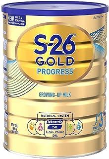 Wyeth Nutrition S-26 Stage 3 Progress GOLD Toddler Milk Formula, 1-3 years, 1.6kg
