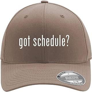 got Schedule? - Adult Men's Flexfit Baseball Hat Cap