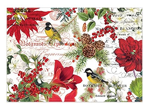 Michel Design Works Christmas placemats