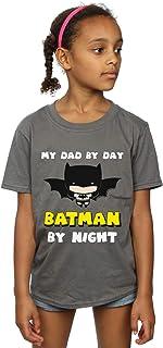 DC Comics Girls Batman Dad By Day T-Shirt