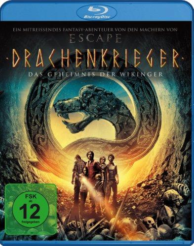 Drachenkrieger - Das Geheimnis der Wikinger [Blu-ray]