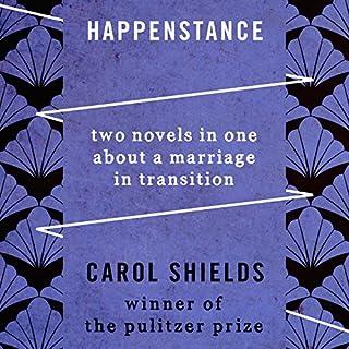 Happenstance audiobook cover art