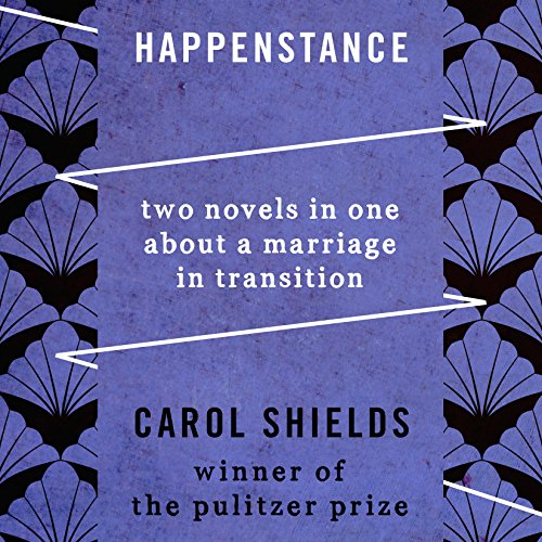Happenstance audiobook cover art