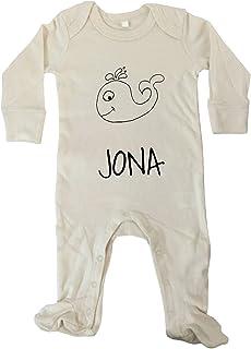 JOllify JOllipets Baby Strampler Langarm - JONA - 100% BIO - Variante: Tiere Zoo