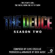 The Deuce: This Years Girl: Season 2 Main Title Theme