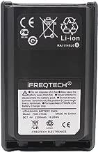 IFREQTECH FNB-V104LI Battery for VX-231 VX-228 VX-230 VX-231 VX-234 Yaesu Vertex Two Way Radio