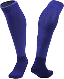 Lian Lifestyle Men 's 1 pair Knee High Sports Calcetines Solid XS/S/M