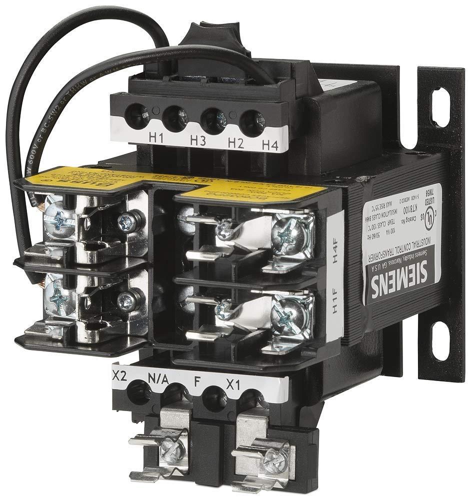 Siemens Very popular MT0100A Industrial Ultra-Cheap Deals Power Transformer 240 X 48 Domestic