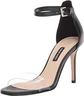 Women's Strappy Single Sole Sandal Heeled