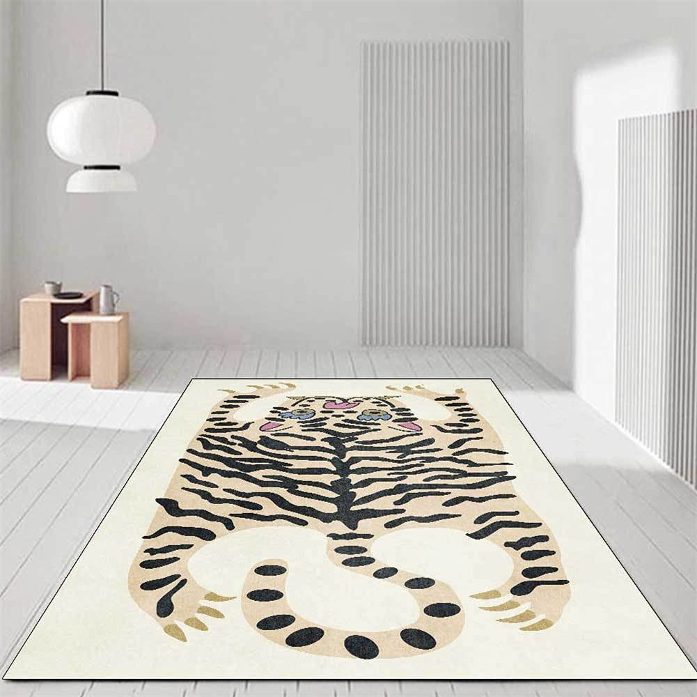 ZIJIAGE Modern Carpet Area Cheap super special price Rug Popularity with mat Four-Color Cartoo