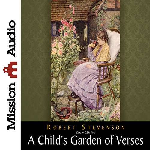 A Child's Garden of Verses audiobook cover art