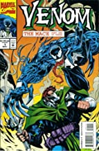 Venom The Mace #1: Hard Hits (Marvel Comic Book May 1994)