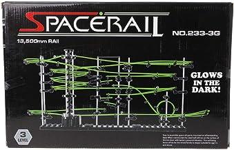 S-TROUBLE Space Coaster Spacerails Glow in The Dark Juego de Nivel 3 de 13,500 mm Rail 233-3G