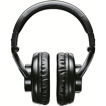 Shure SRH440 Professional Studio Headphones (Black)