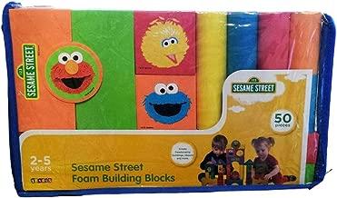 Best sesame street foam building blocks Reviews