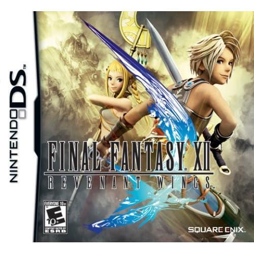 Amazon com: Final Fantasy XII: Revenant Wings - Nintendo DS: Artist