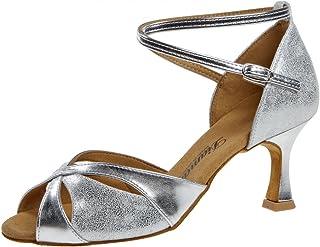 Diamant 141-087-463, Chaussures de Danse Standard et latinte. Femme