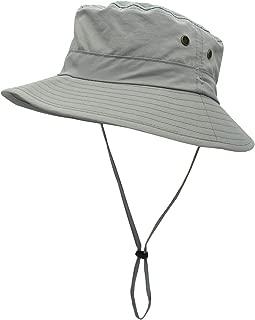 Boys/Girls UPF 50+ Bucket Sun Hat Wide Brim UV Sun Protection Hat