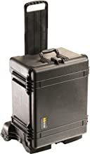 Pelican 1620M Case and Mobility Kit with Foam, Black
