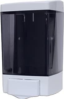 Palmer Fixture SF2144-01 46 Oz Manual Bulk Foam Dispenser, Dark Translucent (Pack of 12)