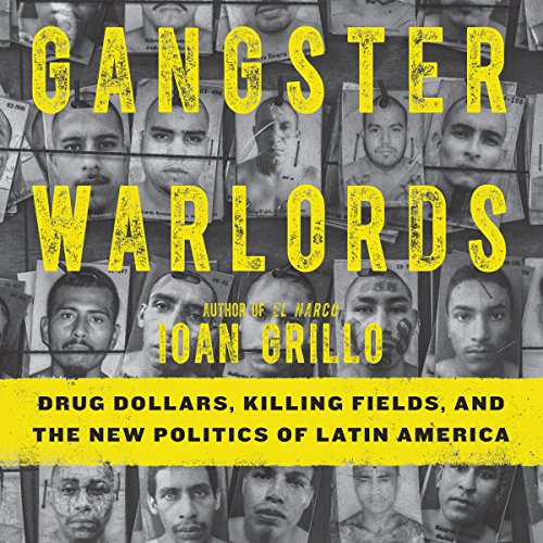 Gangster Warlords audiobook cover art