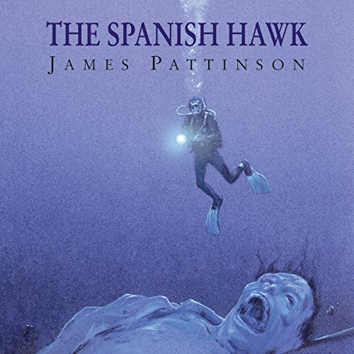 The Spanish Hawk audiobook cover art