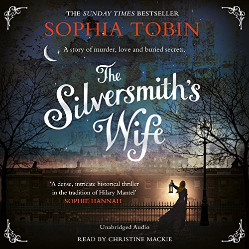 The Silversmith's Wife audiobook cover art