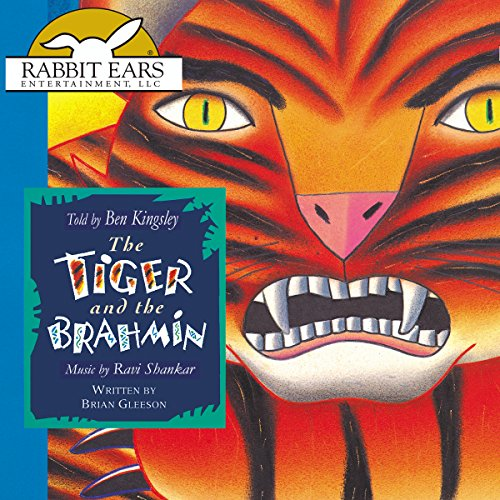 The Tiger and the Brahmin audiobook cover art