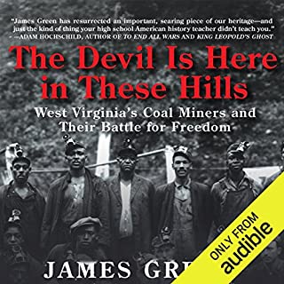 The Devil Is Here in These Hills audiobook cover art