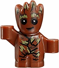Lego Baby Groot Minifigure (Smiling) : Guardians of the Galaxy Vol. 2