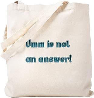 CafePress Judge Natural Canvas Tote Bag, Reusable Shopping Bag