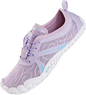 STEELEMENT. Water Shoes for Women Barefoot Quick-Dry Aqua Sock Lightweight Outdoor Sport for Beach Swim Surf Yoga Exercise