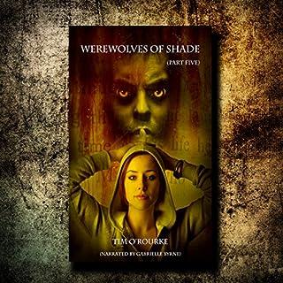 Werewolves of Shade (Beautiful Immortals Series Book 5) audiobook cover art