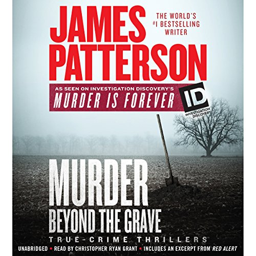 Murder Beyond the Grave audiobook cover art