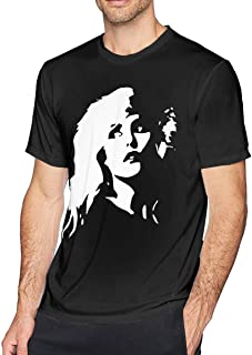 Mens Classic Blondie T Shirt Black