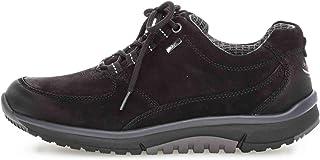 Gabor Rollingsoft Sneaker in grote maten zwart 36.996.87 grote damesschoenen